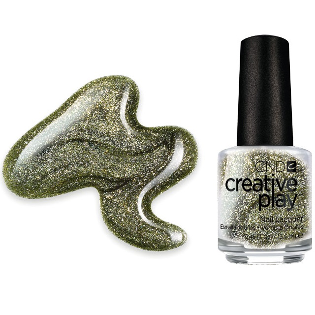 CND™ Creative Play™ lak - OLIVE FOR MOMENT (13,6 ml)