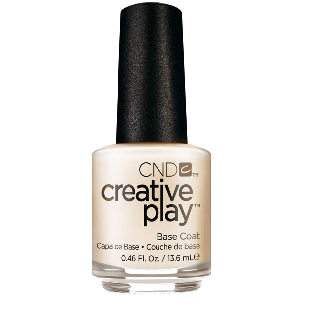 CND Creative Play lak - BASE COAT (13,6 ml)
